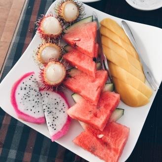 Breakfast at The Earth Villa Hoi An