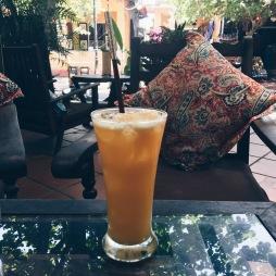 Mango Smoothie in Hoi An