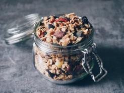 Tropical Nut Granola