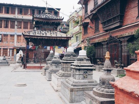 Old Town of Kathmandu