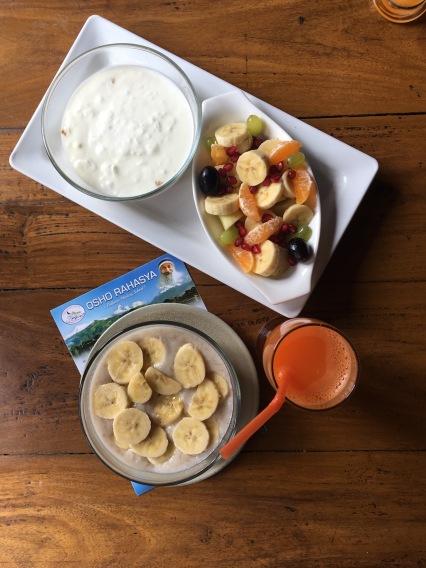 Yoga and Breakfast