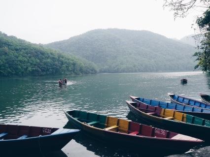 Lake at Day